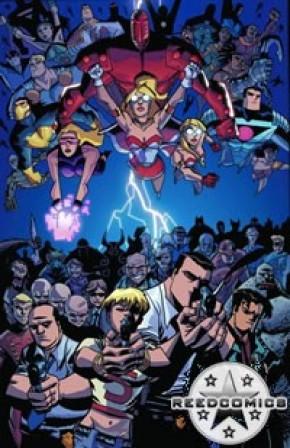 Powers Encyclopedia Volume 1