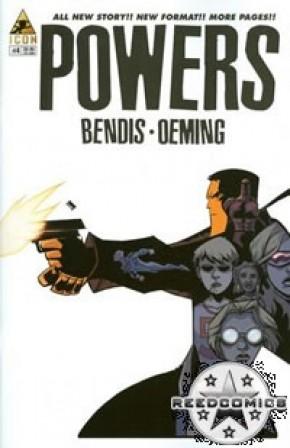 Powers Volume 3 #4