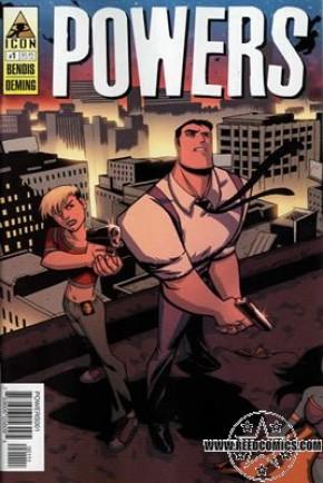 Powers Volume 2 #1