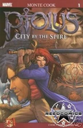 Ptolus City by the Spire #1