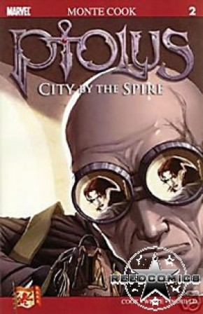 Ptolus City by the Spire #2