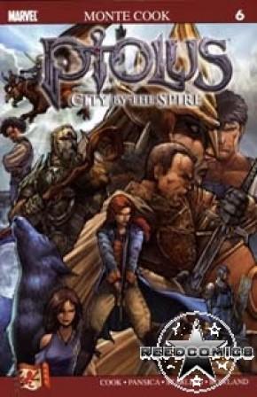 Ptolus City by the Spire #6