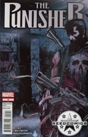 Punisher (2011 Series) #12