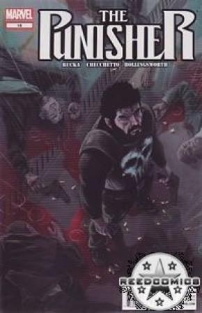 Punisher (2011 Series) #15