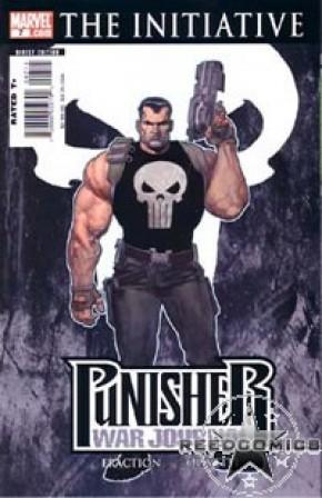 Punisher War Journal #7 (Cover A)