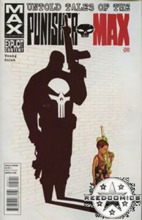 Untold Tales of the Punisher Max #5