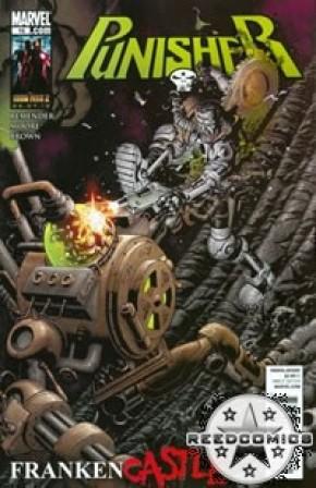Punisher Comics (2009 Series) #16