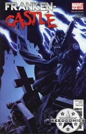 Franken-Castle Punisher Comics #17