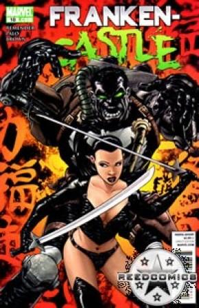 Franken-Castle Punisher Comics #18