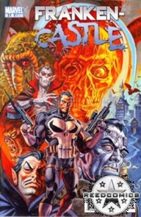 Franken-Castle Punisher Comics #21