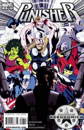 Punisher Comics (2009 Series) #8