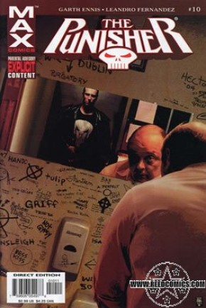 The Punisher Volume 6 #10