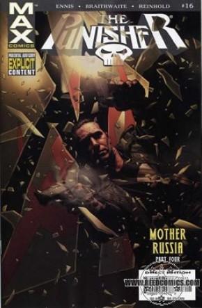 The Punisher Volume 6 #16