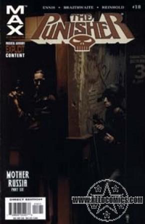 The Punisher Volume 6 #18