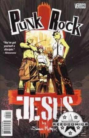 Punk Rock Jesus #5
