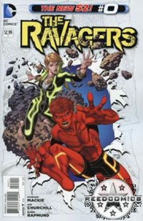 The Ravagers #0