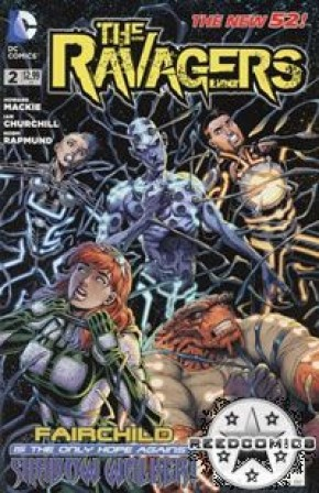 The Ravagers #2