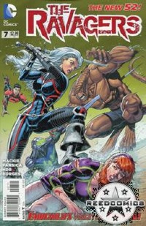 The Ravagers #7