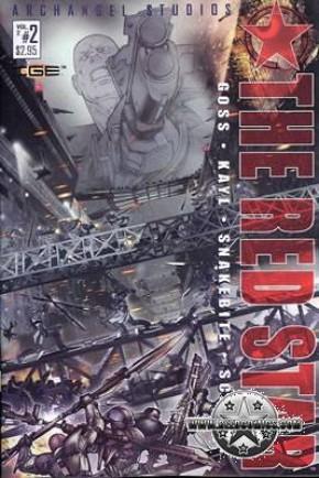Red Star Volume 2 #2