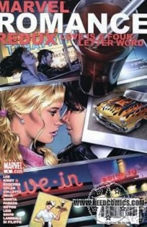Marvel Romance Four Letter Word