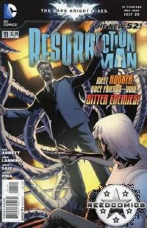 Resurrection Man Volume 2 #11