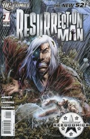 Resurrection Man Volume 2 #1 (1st Print)