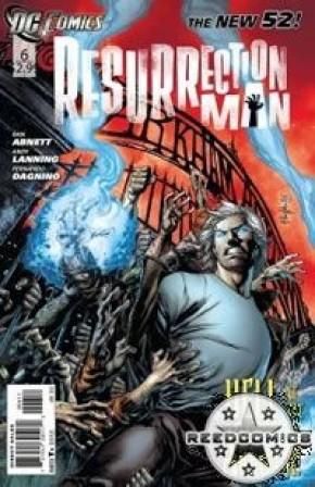 Resurrection Man Volume 2 #6