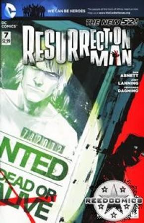 Resurrection Man Volume 2 #7
