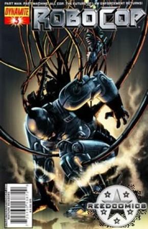 Robocop #3 (Cover A)