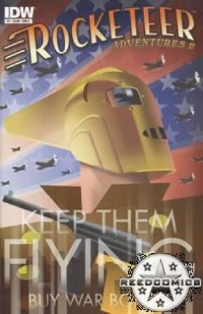 Rocketeer Adventures 2 #1