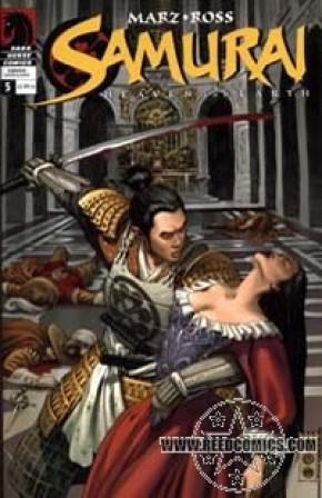 Samurai Heaven & Earth Volume 1 #5