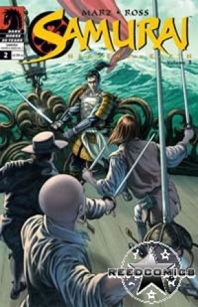Samurai Heaven & Earth Volume 2 #2