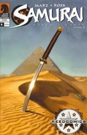 Samurai Heaven & Earth Volume 2 #4