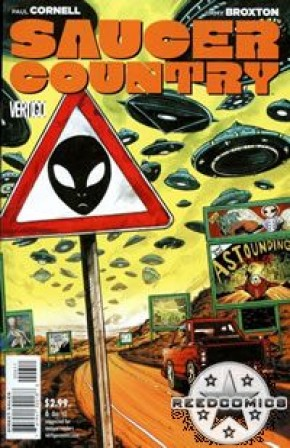 Saucer Country #6