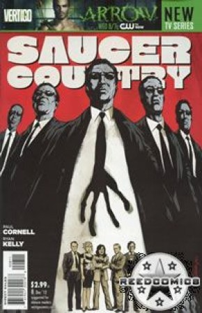 Saucer Country #8