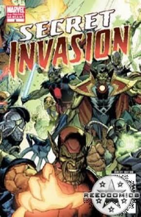 Secret Invasion #2 (2nd Print)