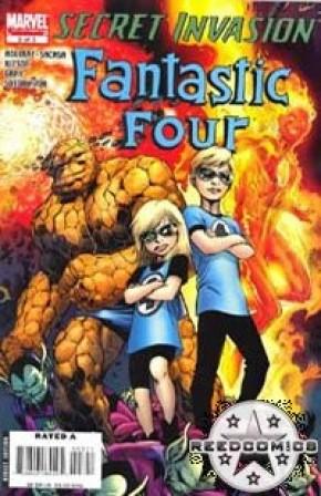 Secret Invasion Fantastic Four #3