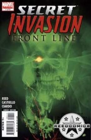 Secret Invasion Front Line #1