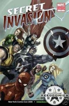 Secret Invasion #1 (New York Comic Con Variant)