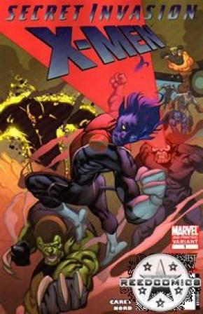Secret Invasion X-Men #1 (2nd Print)