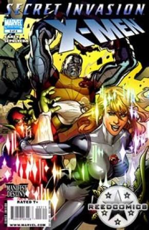 Secret Invasion X-Men #3