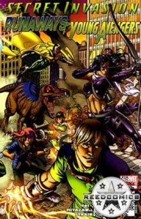 Secret Invasion Runaways & Young Avengers #3