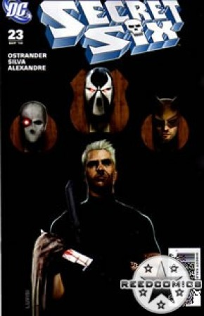 Secret Six (New Series) #23