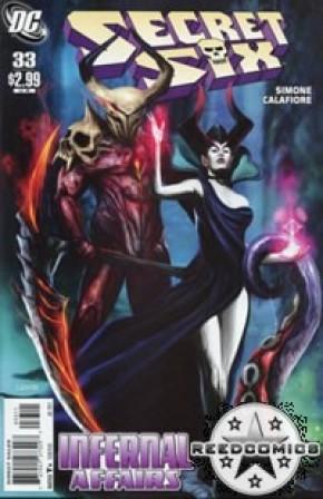 Secret Six (New Series) #33