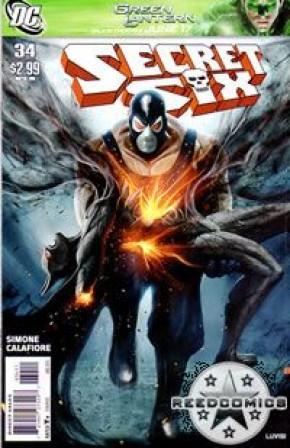 Secret Six (New Series) #34