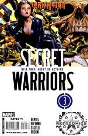Secret Warriors #3