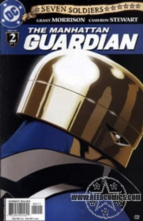 Seven Soldiers Guardian #2