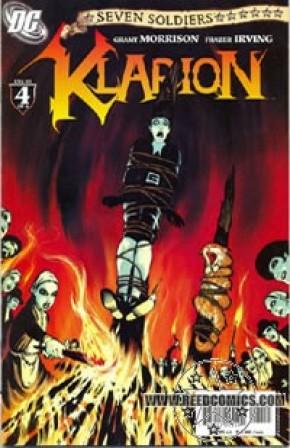 Seven Soldiers Klarion Witch Boy #4