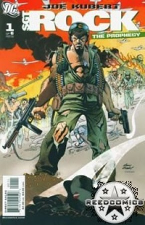 Sgt Rock The Prophecy #1