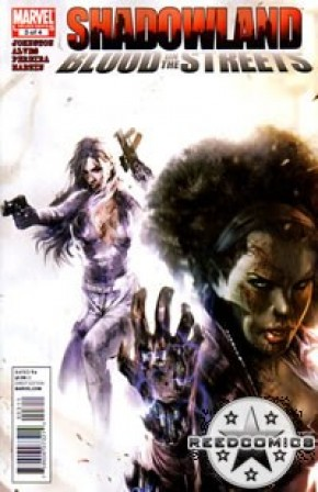 Shadowland Blood on the Streets #3